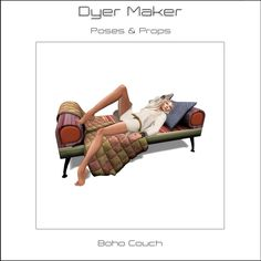 Dyer Maker - Boho Couch