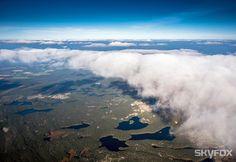 Pilven reuna 1500 m