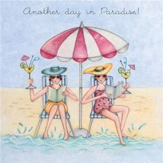 Home to an exquisite range of delightful greeting cards, prints, stationery & gifts Happy 10th Birthday, Birthday Wishes, Birthday Cards, Birthday Greetings, Old Lady Humor, Art Impressions Stamps, Another Day In Paradise, Crazy Friends, Card Sentiments