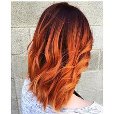 20 крутых вариантов омбре на короткие волосы