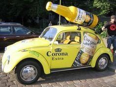 corona vw beetle