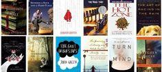 Book Club book ideas