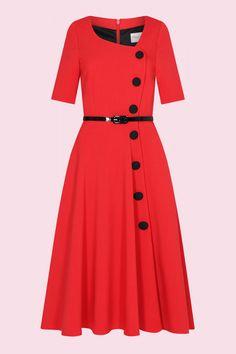 Dresses | Aubrey Fit & Flare Dress