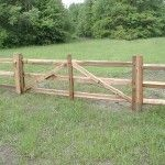 Unearthly Garden fencing ideas bq,Garden fence installation and Wooden fence with gate. Farm Gate, Farm Fence, Dog Fence, Brick Fence, Front Yard Fence, Wooden Gates, Wooden Fence, Wooden Pergola, Rustic Fence