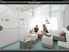 Steelcase worklife  Magnetic whiteboards for divider walls.  Movable?