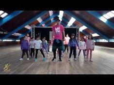 Despacito/Alejandro vidal - zumba kids - YouTube