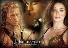 Julian de Macedònia - Dark Hunters