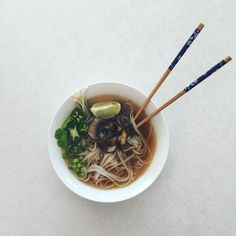 [homemade] veggie pho #food #foodporn #recipe #cooking #recipes #foodie #healthy #cook #health #yummy #delicious