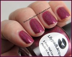 LILYPAD LACQUER *DAZZLED exclusive* - The Wedding (Tim Burton Collection)