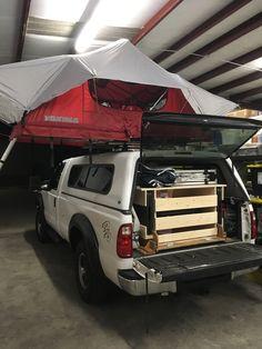 Truck Camping Trucks Cars
