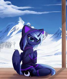 Snow Moon by MagnaLuna.deviantart.com on @DeviantArt