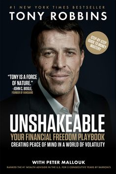 Unshakeable - by Tony Robbins