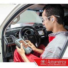Pide las cita de tu #Toyota en el horario que más te convenga y sin salir de tu…