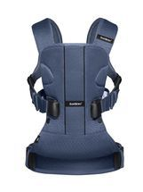 BABYBJÖRN Baby Carrier One Air Mesh- Great Blue Whale