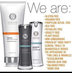 Try it with 30 DAYS MONEY BACK GUARANTEE + no commitment to buy. Visit my website to order or message me: www.nerium.com/shop/adrianneg/product