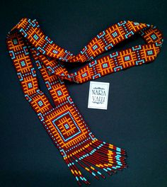 Мои герданы (много фото) | biser.info - всё о бисере и бисерном творчестве