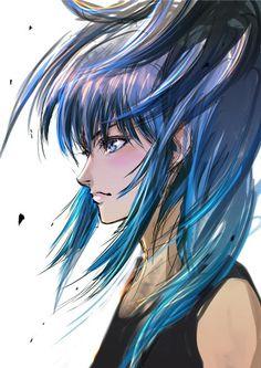 Leona her hair Art Of Fighting, Fighting Games, Female Anime, Female Art, Snk King Of Fighters, Street Fights, Military Girl, Comics Girls, Mobile Legends