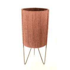 Salvador Table Lamp Chocolate, $115, now featured on Fab. by Takto !!