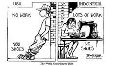 Nike Cartoon – Danziger Cartoons