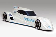 Protótipo Nissan elétrico .