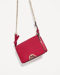 Image 7 of FRUIT DETAIL CROSSBODY BAG from Zara
