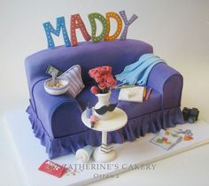 Sofa cake love it!!