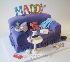 Sofa cake love it!!