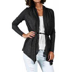Cardigan Dama VERO MODA Jane Asya Belt Belt, Sweaters, Fashion, Belts, Moda, Fashion Styles, Sweater, Fashion Illustrations, Sweatshirts