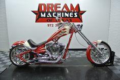 2006 Big Dog K-9™ Stock: | Dream Machines of Texas