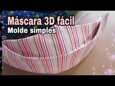 Small Sewing Projects, Sewing Hacks, Sewing Tutorials, Sewing Crafts, Sewing Patterns, Easy Face Masks, Diy Face Mask, Buy Mask, Fashion Face Mask