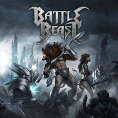 I just used Shazam to discover Black Ninja by Battle Beast. http://shz.am/t87514293