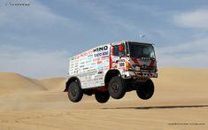 The Dakar - HINO Rager