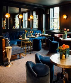 Details of the overall and category winners, and images of the winning projects, from the sixth year of the Restaurant and Bar Design Awards in Bar Lounge, Lounge Design, Design Hotel, Hotel Lounge, Back Bar Design, Wine Bar Design, Lounge Seating, Lounge Chairs, Pub Interior
