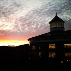 Honorable Mention: Sunset at Belk Library See all entries: http://photo.library.appstate.edu/