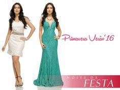 Eventos especiais merecem uma produção a vigor! A Zunnck tem uma variedade em vestidos longos e curtos! Confira mais aqui na page! <3