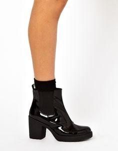 Image 3 ofVagabond Grace Platform Ankle Boots