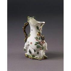 Cream jug - Goat-and-bee jug