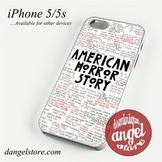 american horror story cover iphone