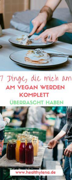 Heute verrate ich dir 7 Dinge, die mich am Vegan werden komplett überrascht haben… Dich vielleicht auch? Damit hätte ich nun wirklich nicht gerechnet! Hier folgen meine besten Tipps für die Umstellung sowie wichtige Fakten.