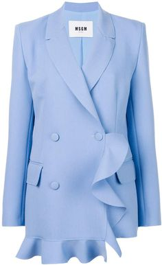 Designer Blazers For Women Latest Outfits, Kpop Outfits, Fashion Outfits, Women Church Suits, Suits For Women, Semi Formal Wear, Blazer Dress, Line Jackets, Classy Dress