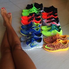 Nike, Colorful, Shoes, Trend