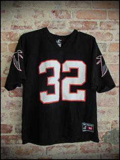 Official Nike Jerseys Cheap - Vintage 90's NFL Atlanta Falcons Deion Sanders Jersey - Size XL ...