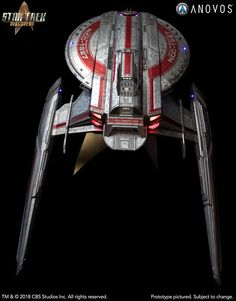 Star Trek Discovery Ship, Uss Discovery, Trek Ideas, Star Trek Wallpaper, Star Trek Models, Uss Enterprise Ncc 1701, Star Trek Online, Starfleet Ships, Space Fighter