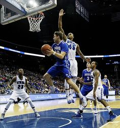 Creighton Bluejays vs. Seton Hall Pirates Pick-Odds-Prediction 2/23/14: Dave R.'s Free College Basketball Pick Against the Spread
