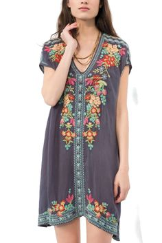 Johnny Was Collection Heidi Tunic