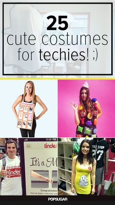 25 Halloween costumes, inspired by your favorite apps!