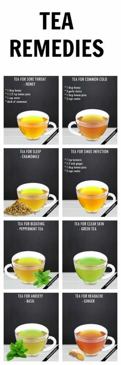 Awesome natural home remedies that you could use with a single cup of tea. Explore a world of flavor while doing good things for your health. Check out these natural remedies for sore throat sinus infection headache cold bloating clear skin anxiety Natural Home Remedies, Natural Healing, Herbal Remedies, Healing Herbs, Headache Remedies, Sleep Remedies, Natural Detox, Holistic Healing, Cough Remedies
