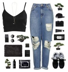 """""""cut out. (tag)"""" by anavukadinovic ❤ liked on Polyvore featuring Topshop, New Balance, Whistles, MANGO, Nearly Natural, Ex Voto Paris, BRAD Biophotonic Skin Care, SELECTED, MAC Cosmetics and Holga"""