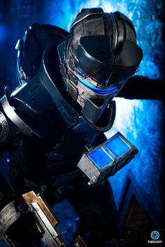 Isaac Clarke from Dead Space Cosplay by tarrer Photographer : Kaicom
