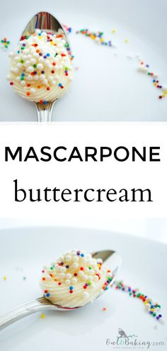 Mascarpone Buttercream